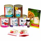 Cat Trial Package (Schnupperpaket Katzen) 810g (1 Pack with different flavours and samples)